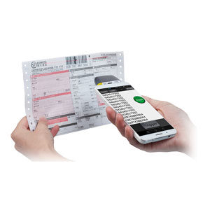 เครื่อง scan barcode